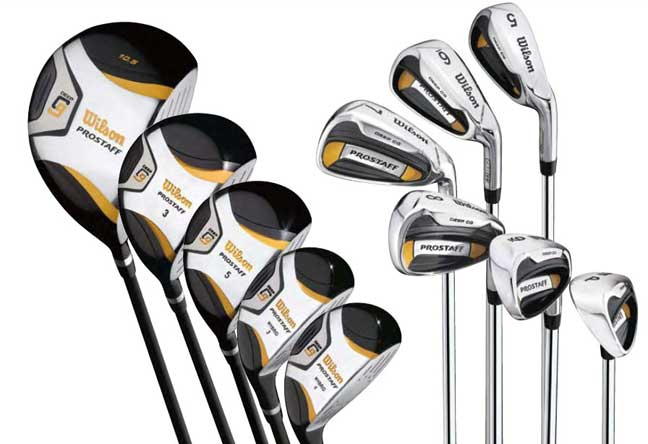 picture of complete golf club sets